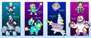 Starry Adoptables