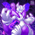Mega Mewtwo X by Darksilvania