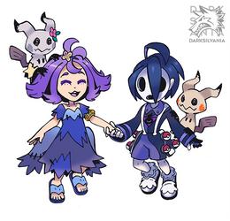 Creepy Little Kids by Darksilvania