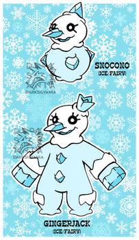 Snowman Adoptables (SOLD)