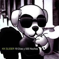 KK Slider Album Redraw