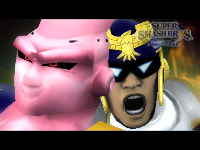 Falcon And Buu by weegeeish