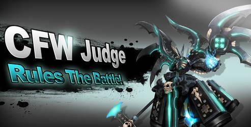 CFW Judge Joins Smash Bros