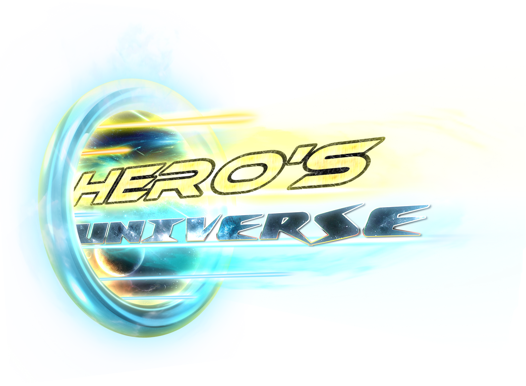 Hero's Universe Logo [Redesign]