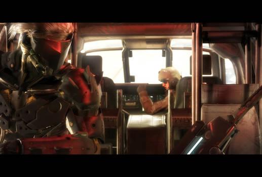 Raiden: The Go Ahead