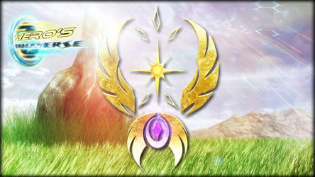 The Warrior of Light Emblem [Hero's Universe]
