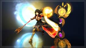 Scarlet: Trial of Light [Hero's Universe]