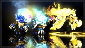 Chomper: The Beast of Light [Hero's Universe]