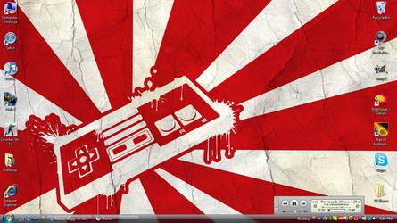 NES Desktop by Master-Ziggy