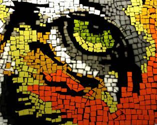 Ojo de Tigre by T--rex