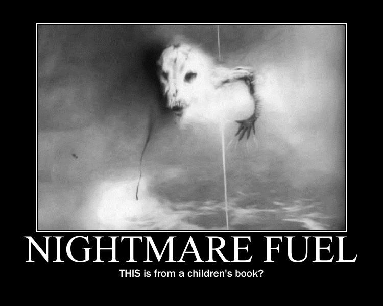 Nightmare Fuel III by NearRyuzaki90