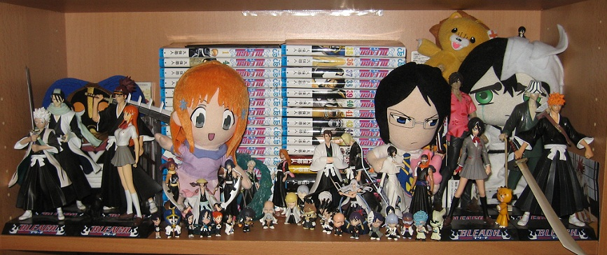 My Bleach collection, V2.2 by NearRyuzaki90