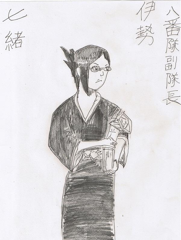 Nanao Ise by NearRyuzaki90
