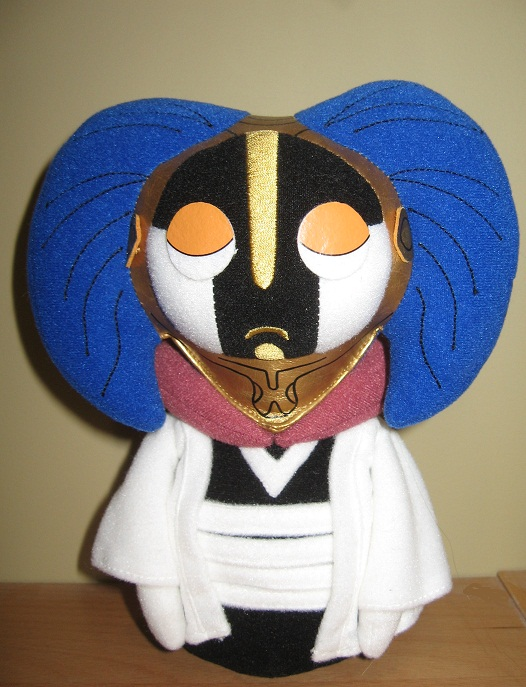 Mayuri Kurotsuchi, doll form by NearRyuzaki90