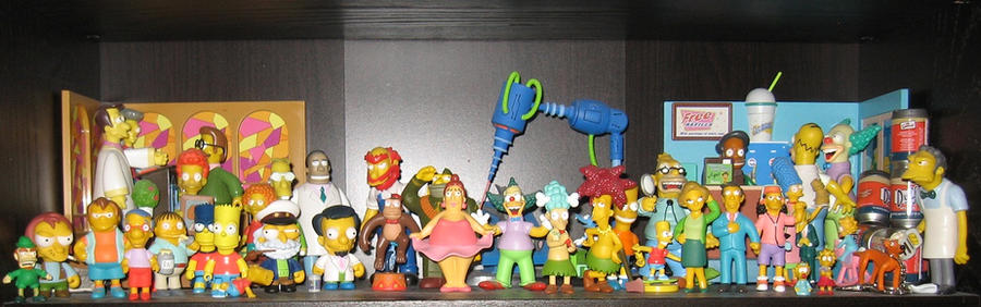 My Simpsons collection by NearRyuzaki90