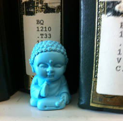 Buddha by NearRyuzaki90