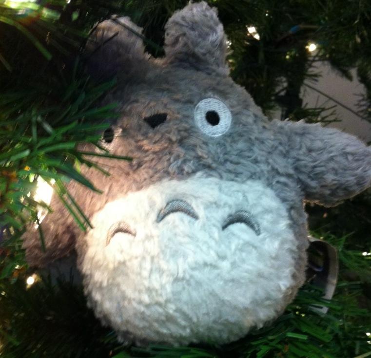 On the Christmas Tree by NearRyuzaki90