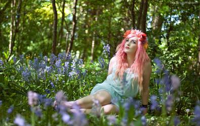 Spring Nymph 2 by stargirlphotography