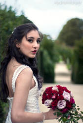 Vintage Bride 5 by stargirlphotography
