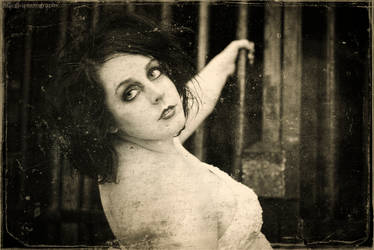 Ghost of the Mills III by stargirlphotography