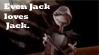 Even jack loves jack by LaylaTheBlackCheetah