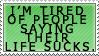 Stamp by LaylaTheBlackCheetah