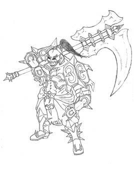 Haut - Warrior