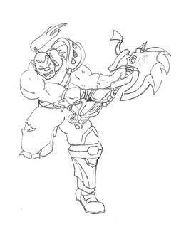 Ogar - Barbarian