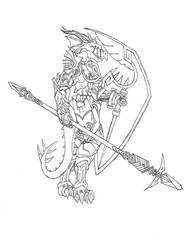 Drakel - Dracoknight
