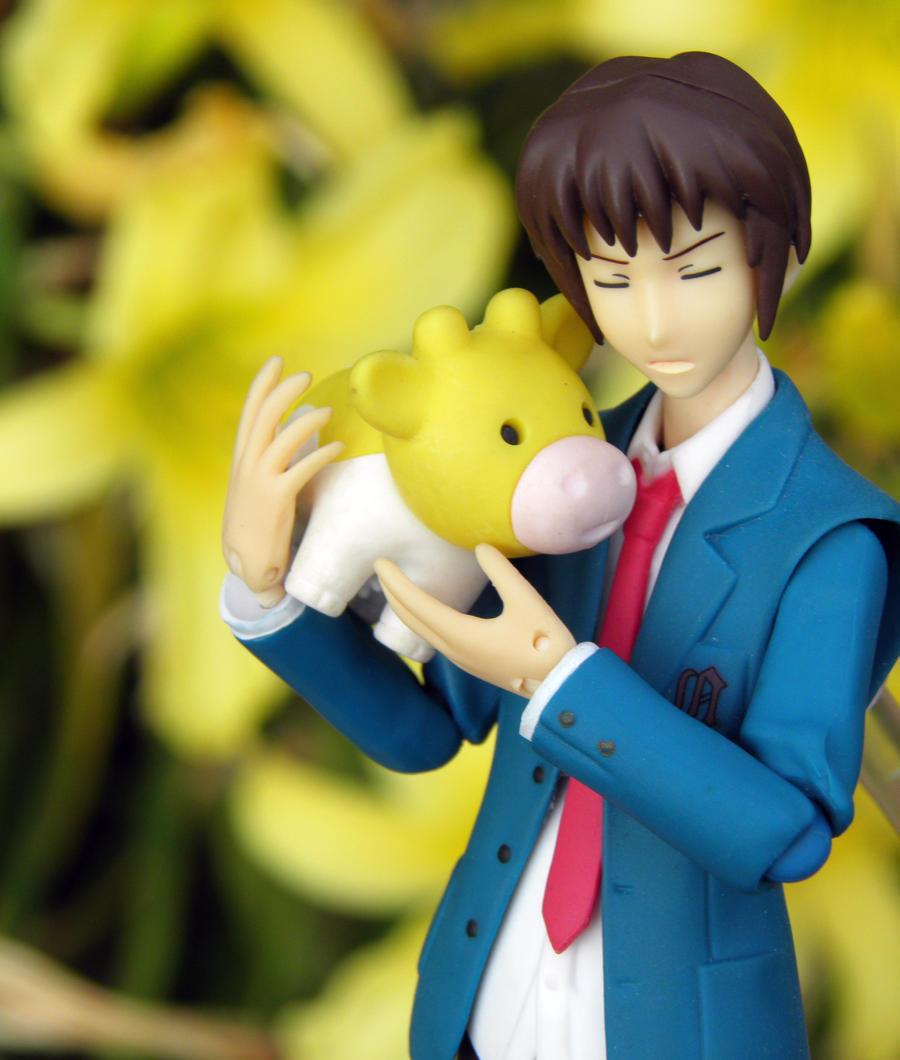 Kyon and Sunny by Yami-Usagi