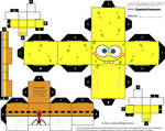 Spongebob Cubeecraft