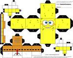 Spongebob Cubeecraft
