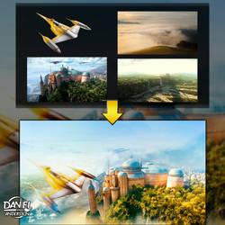 Detras de Escena: Cielos de Naboo // Naboo Skies
