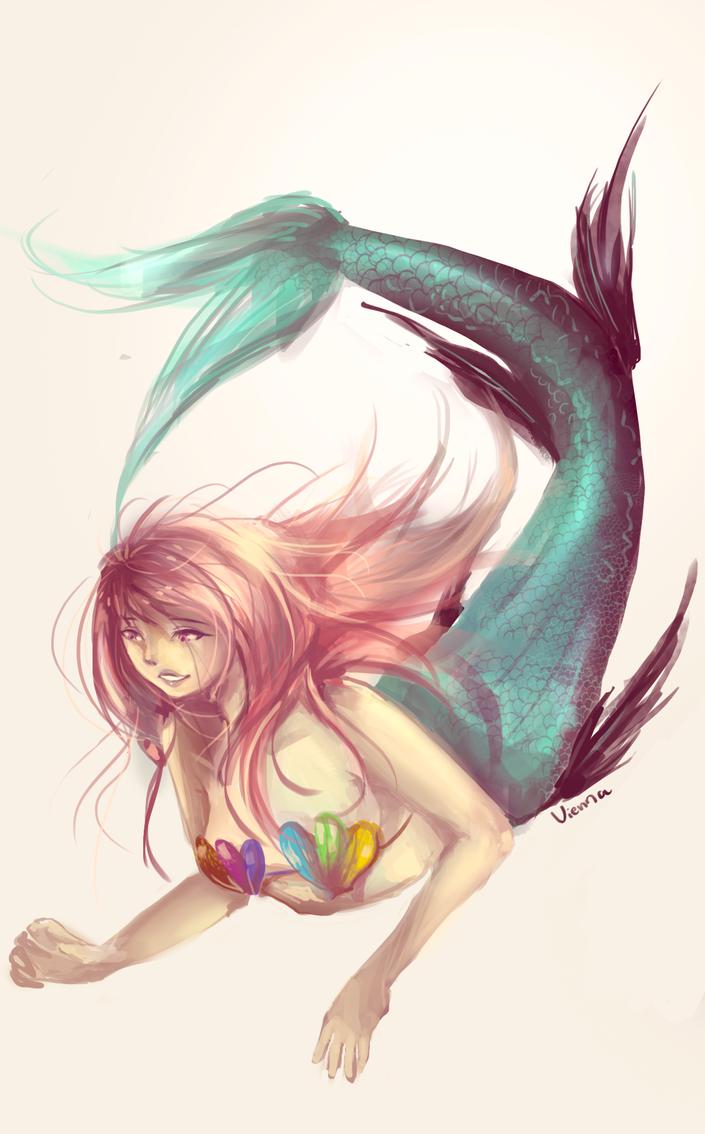 Mermaid by Vienna-skies