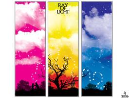 Ray of light by moonburst23