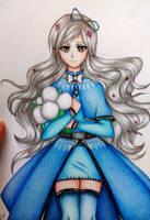 Blue random chan by Riiful