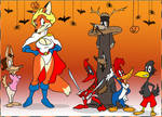 Halloween at the Fanboys