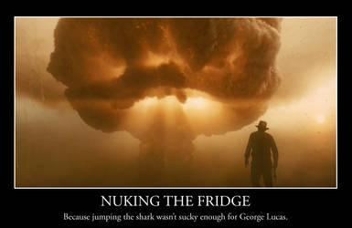 Nuking the Fridge by GreyOfPTA