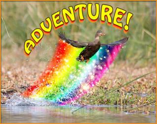 Duck Adventure by GreyOfPTA
