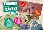 Famous 'Flateys Vol. 6 Ad