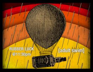 Rubber Luck Adult Swim Bumper #7