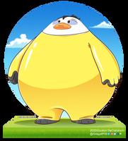 Fat Bowling Pin