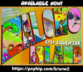 Acme 2021 Calendar