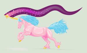 My Pretty Pretty Princess Unicorn