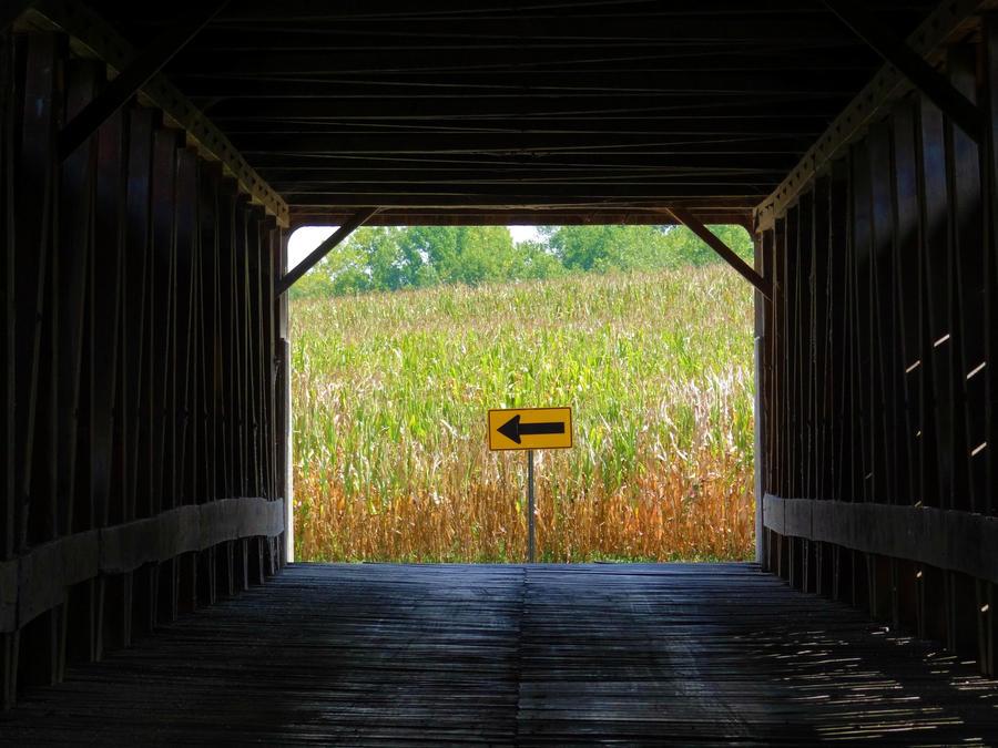 Bridge's End by EyesOfAFallenAngel