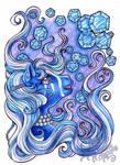 Sapphire Rain