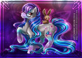 Mamalucia's Pony
