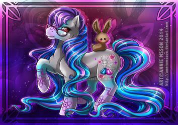 Mamalucia's Pony by AnnieMsson