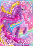 My Little Pony Rainbow Curl - Streaky by AnnieMsson