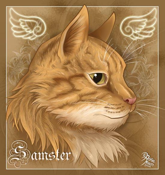 Samster by AnnieMsson